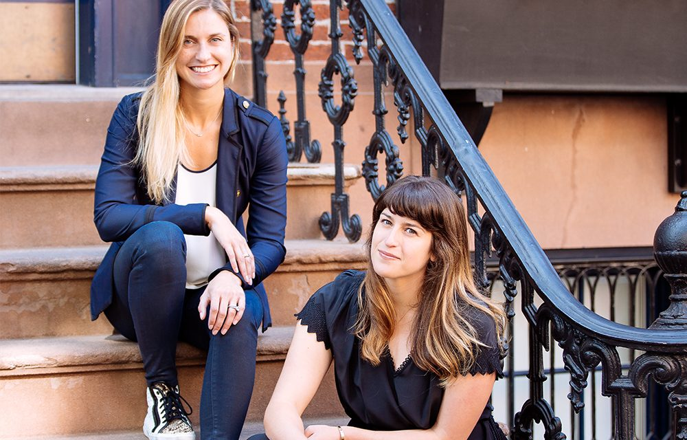 The Accidental Traveling Saleswomen: Andrea Vogel and Dana Schwartz of Free x Rein