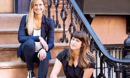 The Accidental Traveling Saleswomen: Andrea Vogel and Dana Schwartz of Free x Rein