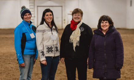 Understanding Sponsorships at the Lendon Gray Dressage4Kids Clinic
