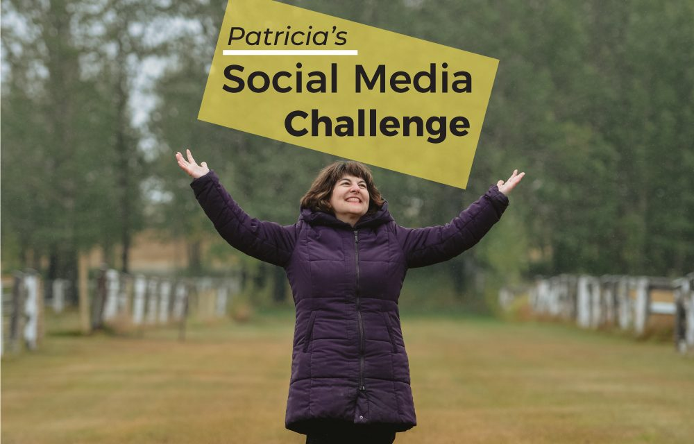 Patricia's 7-Day Social Media Challenge for Equestrian Businesses and Riders